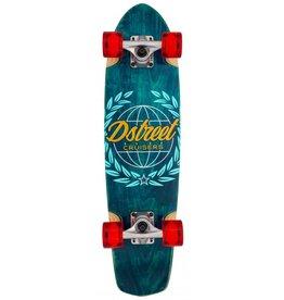 D-STREET D-STREET SURFSKATE ATLAS, BLAU