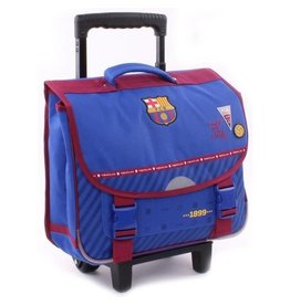 FC BARCELONA TROLLEY RUGZAK WE ARE BARCELONA: 38X31X15 CM