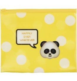 EMO ETUI EMO FUN YELLOW: 15X21 CM