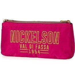 NICKELSON ETUI NICKELSON GIRLS PINK: 8X23X8 CM