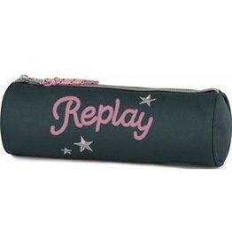 REPLAY ETUI REPLAY GIRLS STARS: 8X23X8 CM