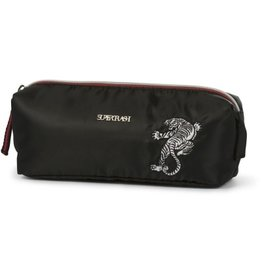 SUPERTRASH ETUI SUPERTRASH BLACK: 10X21X8 CM