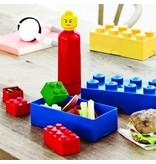 LEGO LUNCHBOX LEGO: BRICK 8 BLAUW