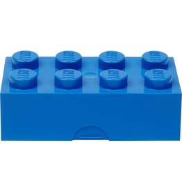 LEGO LUNCHBOX LEGO: BRICK 8 BLAU