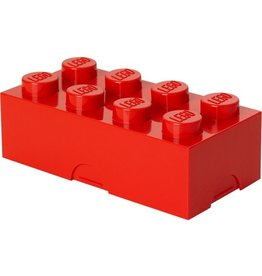 LEGO LUNCHBOX LEGO: BRICK 8 ROOD