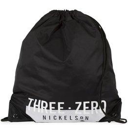 NICKELSON SCHWIMMTASCHE NICKELSON BOYS BLACK: 43X39 CM