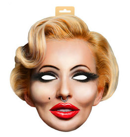 HALLOWEEN MASKE MARYLIN XXL