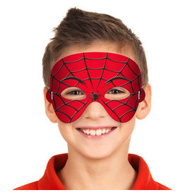 HALLOWEEN KINDERMASKE SPIDER-MAN