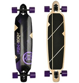 OSPREY OSPREY DROPTROUGH TWIN  TIP LONGBOARD, NEXUS PURPLE