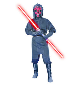 HALLOWEEN STAR WARS DARTH MAUL KOSTUUM - VOLWASSEN M