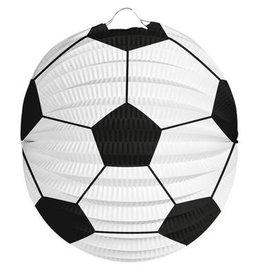 SINT MAARTEN LAMPION/LATERNE FUßBALL RUND - 22CM