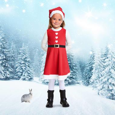 Kerst Jurk M.Kerst Jurk Meisje M Wheelz4kids