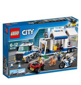 LEGO LEGO CITY MOBIELE COMMANDOCENTRALE