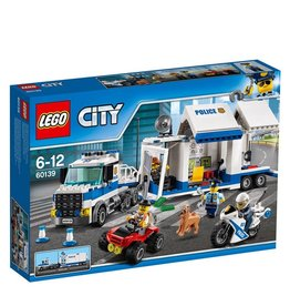 LEGO LEGO CITY MOBIL KOMMANDOZENTRALE