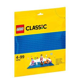 LEGO LEGO CLASSIC BLAUE BAUPLATTE