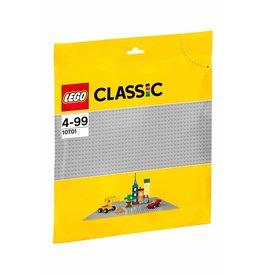 LEGO LEGO CLASSIC GRIJZE BOUWPLAAT
