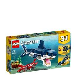 LEGO LEGO CREATOR TIEFSEEKREATUREN