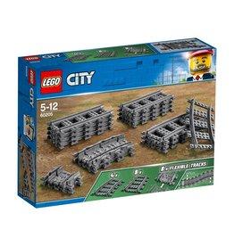 LEGO LEGO CITY TREINRAILS