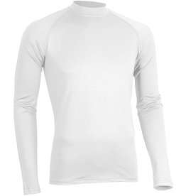 NIJDAM BASE LAYER LANGE MOUW • HEREN • WIT