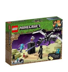 LEGO LEGO MINECRAFT HET LAATSTE GEVECHT