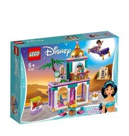 LEGO LEGO DISNEY PRINCESS ALADDINS PLACE ABENTEUER