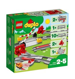 LEGO LEGO DUPLO TREINRAILS