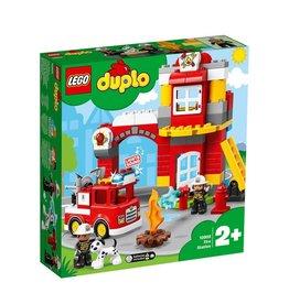 LEGO LEGO DUPLO BRANDWEERKAZERNE