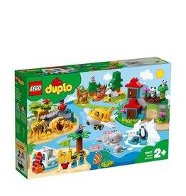 LEGO LEGO DUPLO TIERE DER WELT
