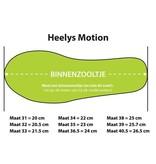 HEELYS HEELYS MOTION 2.0, WHITE/BLACK/TAN/ANIMAL/PRINT