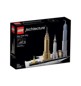 LEGO LEGO ARCHITECTURE NEW YORK