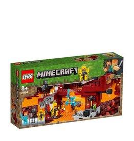 LEGO LEGO MINECRAFT DIE BLAZE BRÜCKE