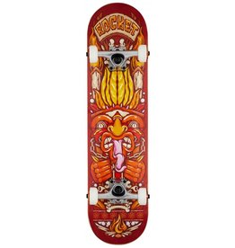 ROCKET SKATEBOARD ROCKET COMPLETE SKATEBOARD, CHIEF PILE-UP