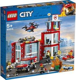 LEGO LEGO CITY BRANDWEERKAZERNE