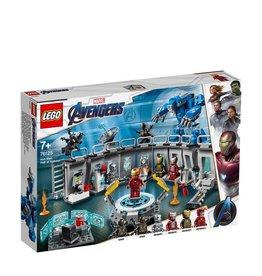 LEGO LEGO IRON MAN HALL OF ARMOUR