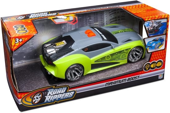 NIKKO AUTO ROAD RIPPERS MAXIMUM BOOST: GROEN