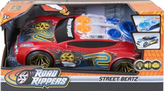 NIKKO AUTO ROAD RIPPERS STREET BEATZ: ROOD