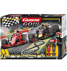 CARRERA RACE TO WIN CARRERA GO: 4 METER