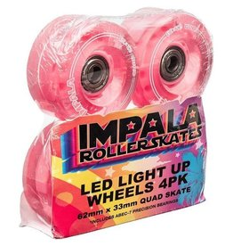IMPALA IMPALA ROLLERSKATE LED WHEELS