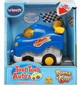 VTECH TOET TOET AUTO VTECH: PRESS & GO RALPH 18+ MAANDEN