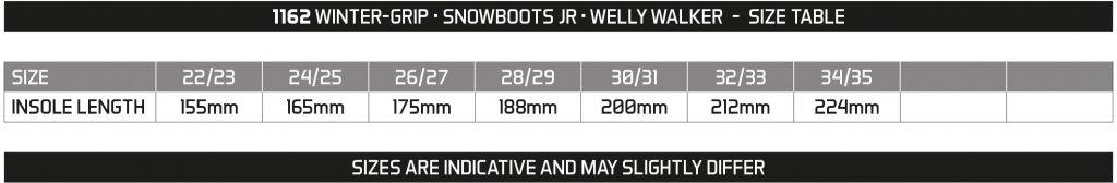 SNOWBOOTS JR • WELLY WALKER •