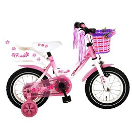 VOLARE ROSE KINDERFIETS 12 INCH, ROZE