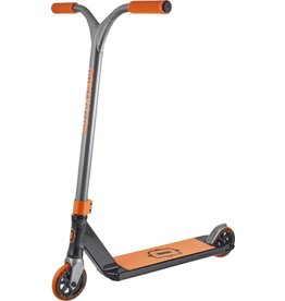 BOMBER SCOOTERS Dominator Airborne Stunt Scooter,  Schwarz/Orange