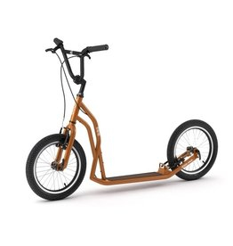 YEDOO  YEDOO SCOOTER S1616, ORANGE