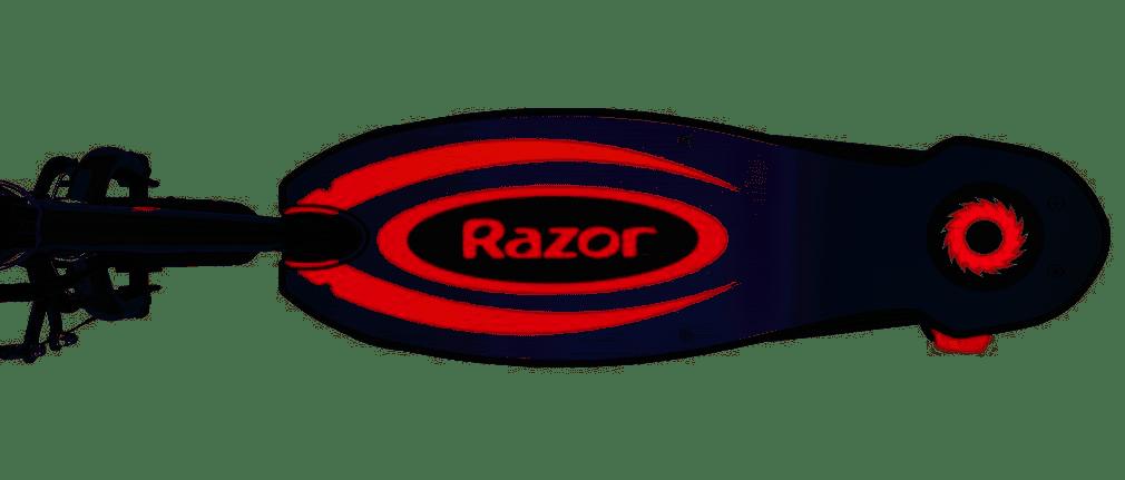 RAZOR STEP RAZOR ELECTRIC: POWER CORE ALU E100 ROOD