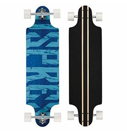"OSPREY OSPREY 38"" DROPTROUGH  LONGBOARD, TWIN TIP"
