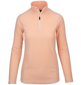 STARLING FLEECE PULLOVER DAMEN, ROSA