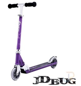 JD BUG JD BUG 8+ CLASSIC MS 120 KINDERROLLER PURPLE
