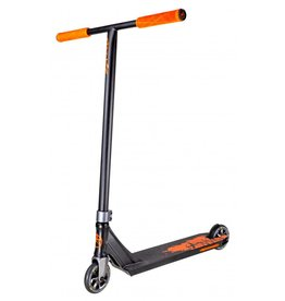 ADDICT ADDICT DEFENDER MKll STUNT SCOOTER,  SCHWARZ/ORANGE