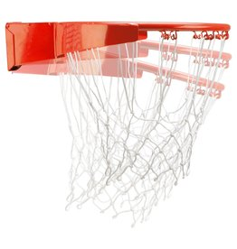 NEW PORT BASKETBALRING MET VEER, SLAM RIM PRO EN NET