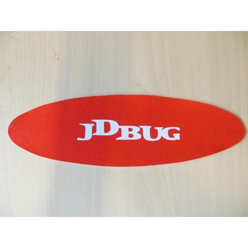 JD BUG JD BUG GRIP TAPE GROSS, ROT